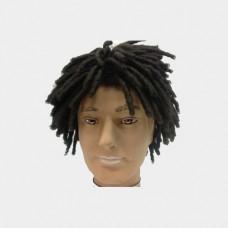 Dreadlock wig - Dark Brown Color
