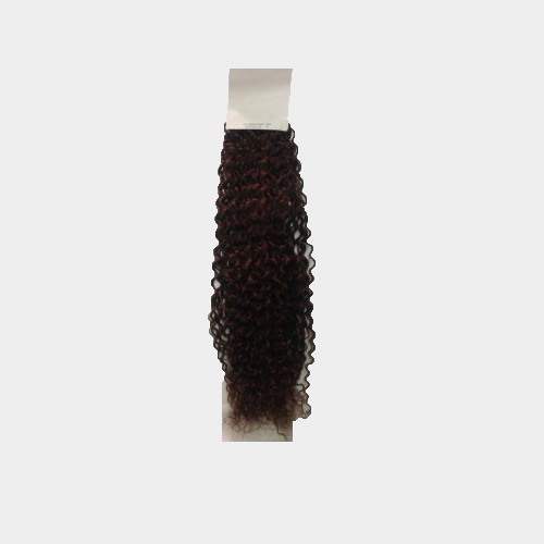 """100% Human Hair Remy 26"""" Deep Curly, color 4"""
